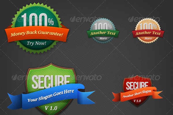 PersonalBadges & Stickers Design