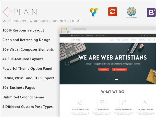Plain Multipurpose Design
