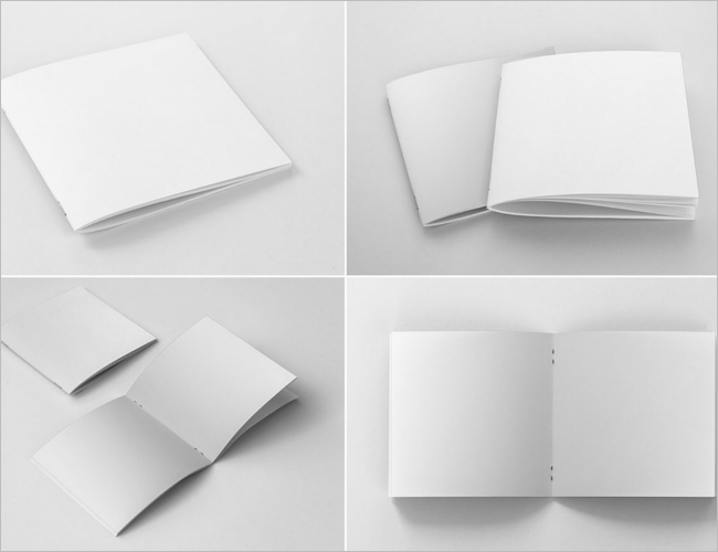 Plan Square Brochure Design