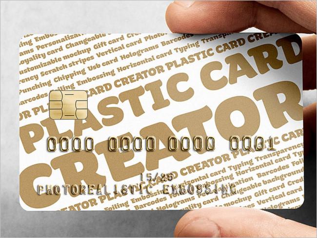 Plastic Card Creator Image Design (1)
