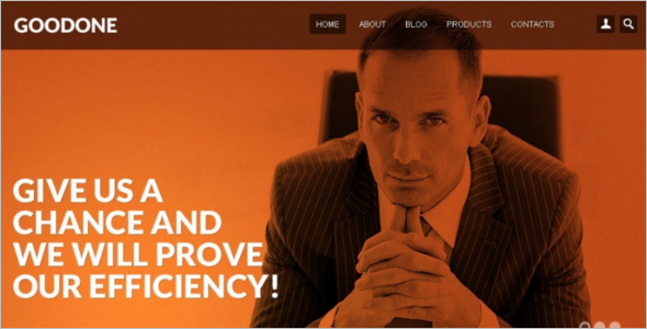 Posted Drupal Theme