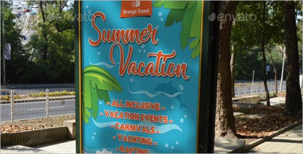 Poster Summer Template