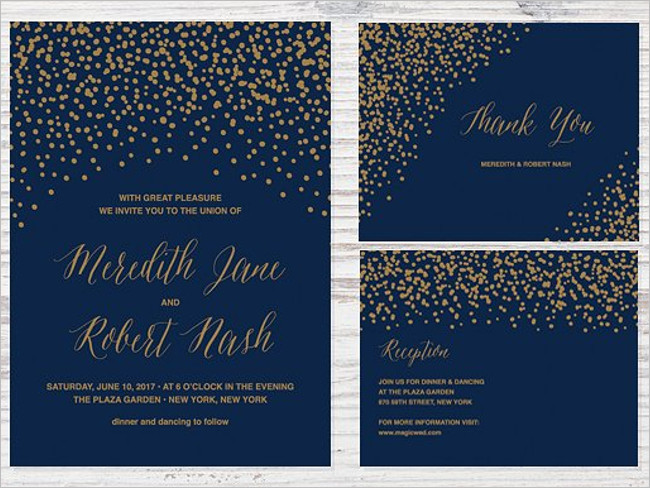 Pre Wedding Invitation Design