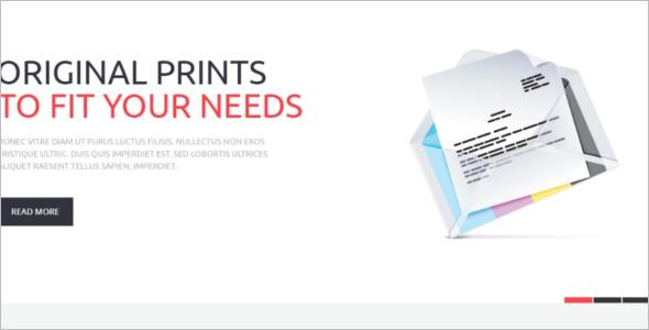 Premium Harmonious Print Store PrestaShop Theme