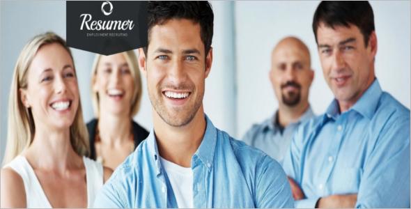 Premium Job Board Joomla Template