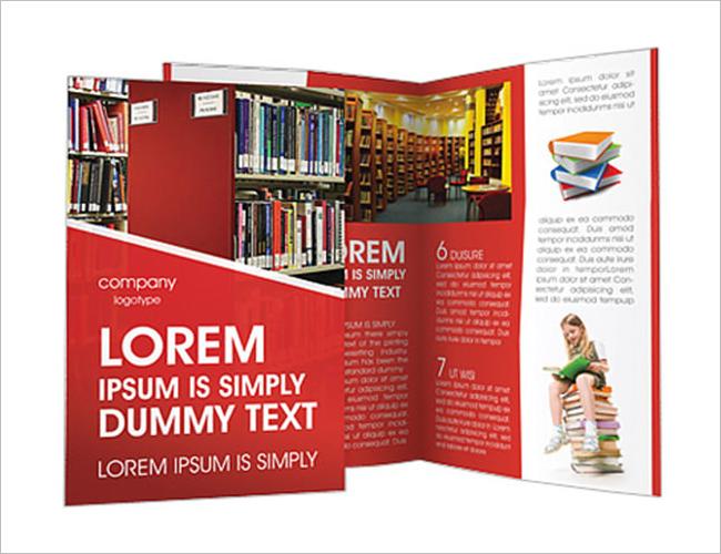 Premium Library Brochure