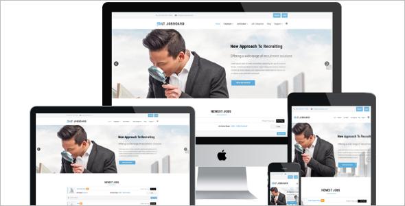 Premium Responsive Job Portal