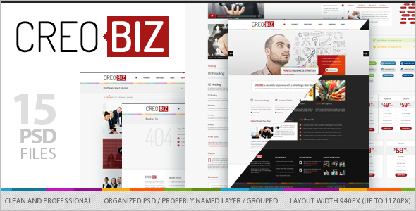 Related Business Custom Drupal Theme