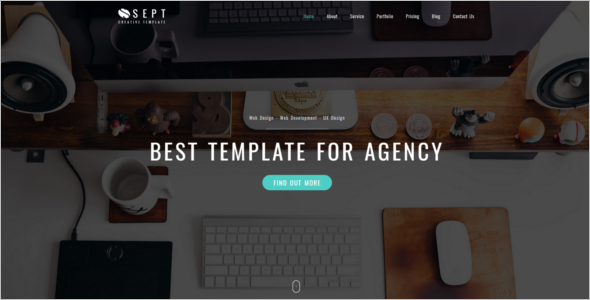 Sample Bootstrap Template