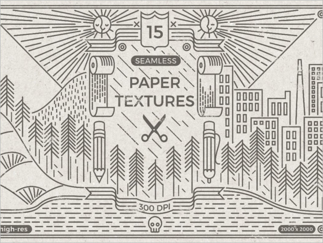 Sample Paper Textures