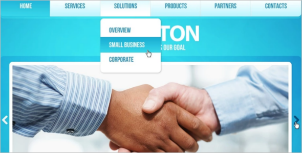 Selected Consulting Drupal Template