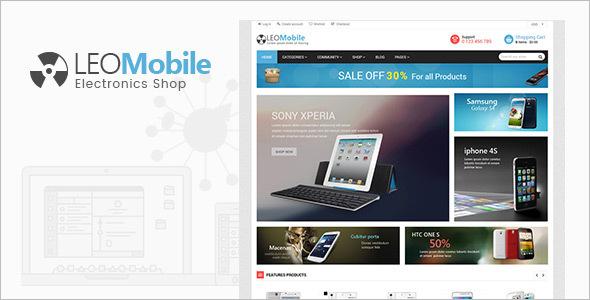 Shopify Mobile Responsive Word Press Themes