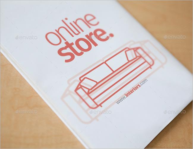 Simple Interior Brochure Design