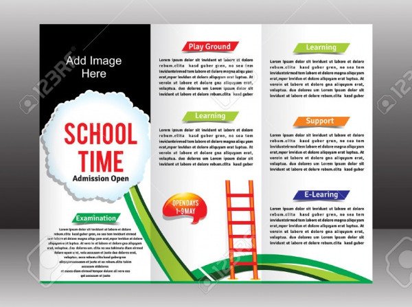 Simple-Kindergarten-Brochure-Template