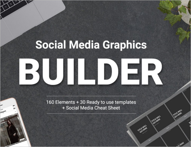 Social Media Graphics Banner Design
