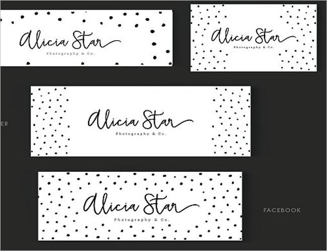 Social Star-Banner Design