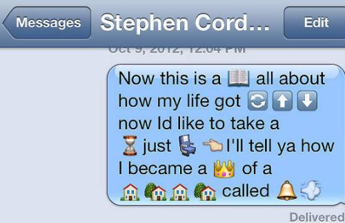 Teeling Story with Emoji