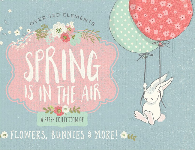 The Spring Collection Of Invitation Template