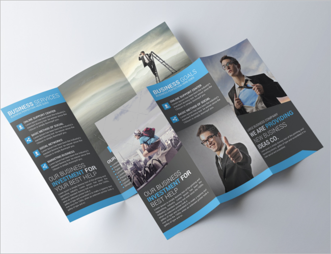 Tour Travel Brochure Design