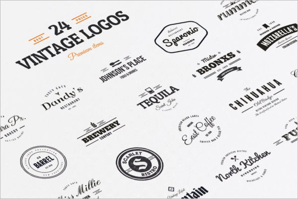 Typography Badges & Stickers Design