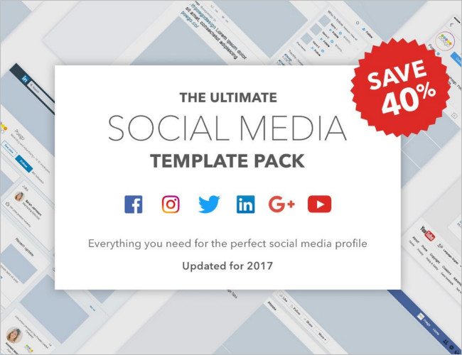 Ultimate Social Media Banner Template