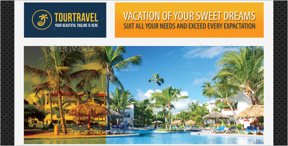 Ultimate Travel Agency Poster Theme