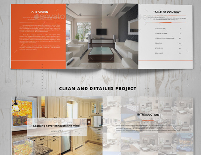 Vector Interior Design Brochure