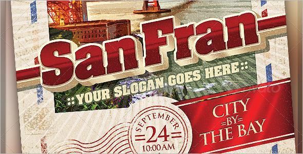 Vintage Travel Postcard Poster Theme