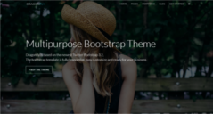 15+ Free Bootstrap Templates