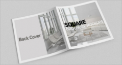 21+ Best Square Brochure Templates