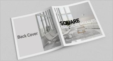 Square Brochure Templates