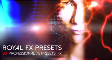 After Effects Preset Templates