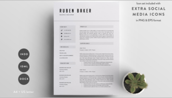 Resume Format Templates