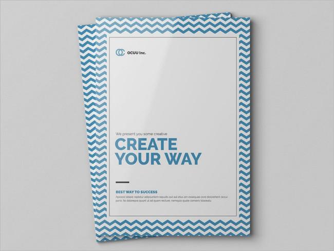 Multi-Creative Brochure