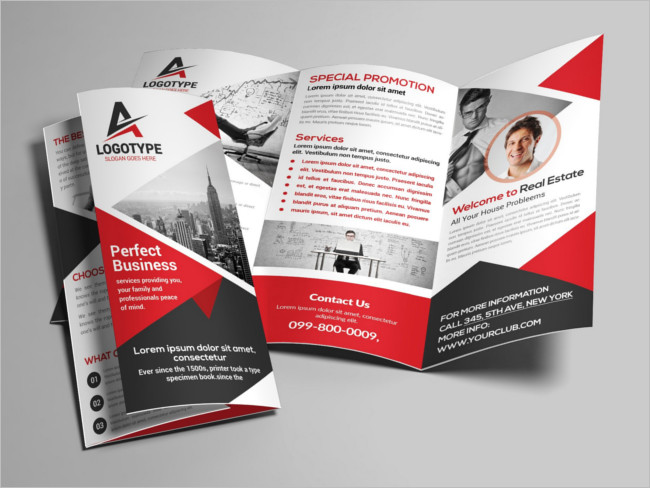 Ultimate Trifold Brochure