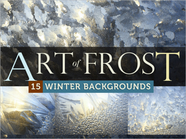 Winter Backgrounds Textures