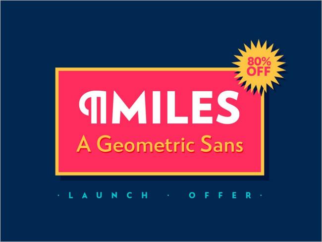 RNS Miles Brochure
