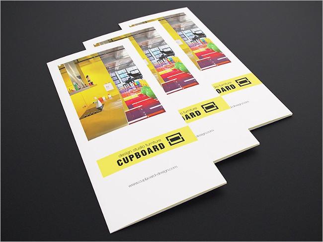 Flyer Template Brochure