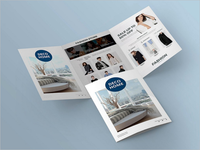 Deco Home Fashion Brochure