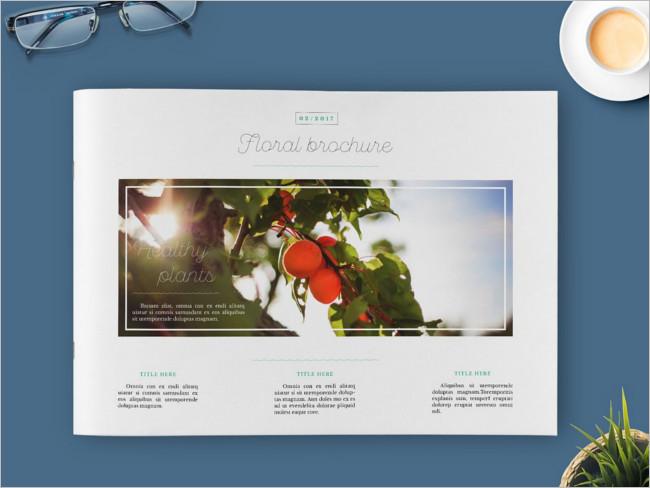 Universal Floral Brochure