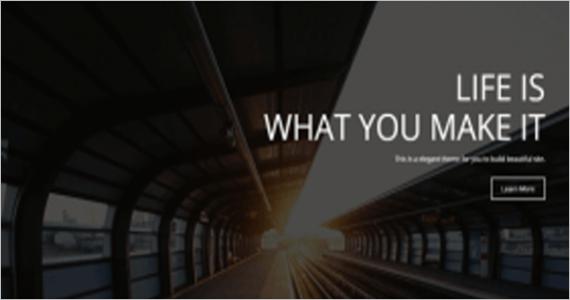 Alchem Business WordPress Theme