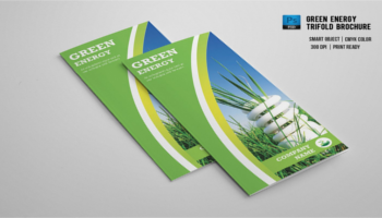 Environmental Brochure Templates
