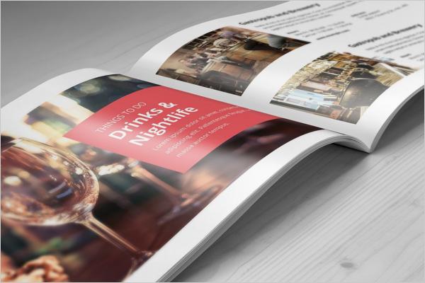 Amazing Layout Brochure Design
