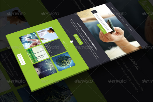 Android High Resolution Perspective Design