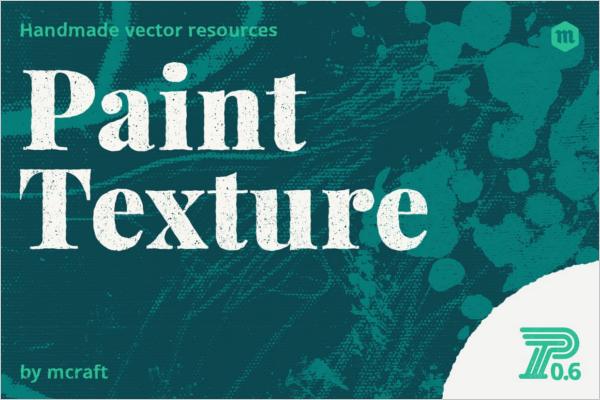 Antique Hand Printed Texture