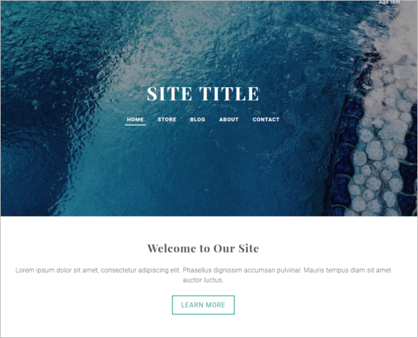Artfull Weebly Themes