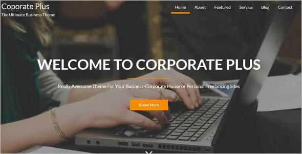 Attractive IT WordPress Template