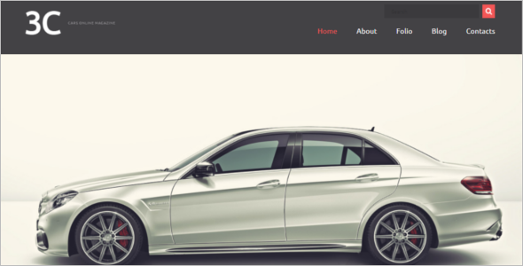 Auto Enthusiasts Racing Joomla Template
