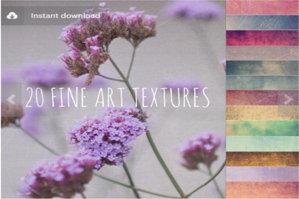 Beautiful Grunge Art Textures