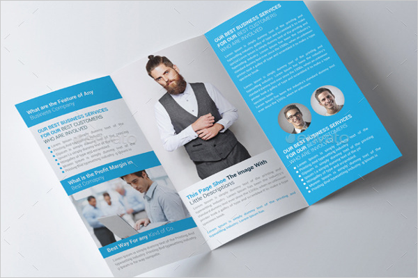 Business Branding Science Brochure